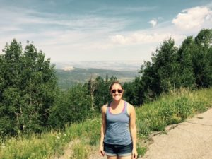 Amy Grand Mesa View
