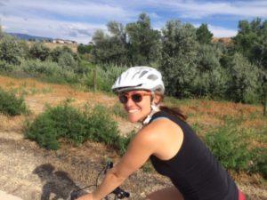 Bike Tour - Amy