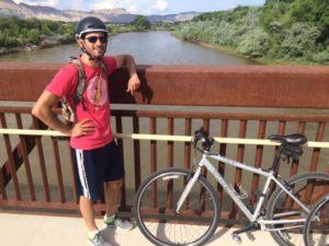 Bike Tour - CO River - Mark