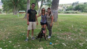 Family at Riverbend