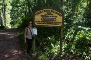 Hike - Amy Entrance