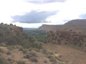 Rim Trail - View 2