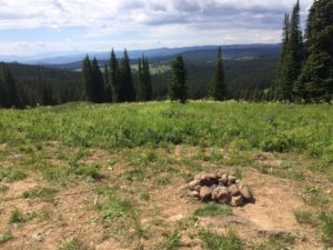 Routt - Campsite 2 Discovered