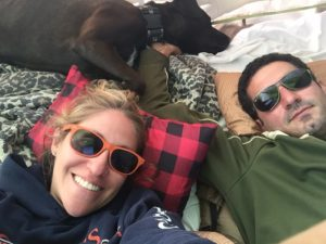 Routt - Family in Tent