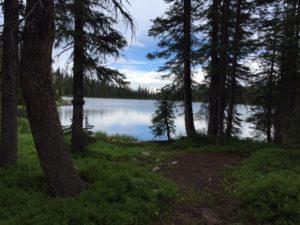 Routt -Lost Lake - 1