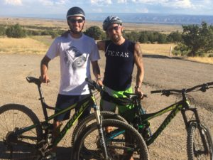 mark and jordan 18 road mountain biking